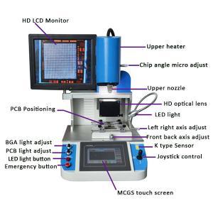 China Semi-auto reballing machine WDS-700 for xiaomi huawei motherboard ic remove machine on sale
