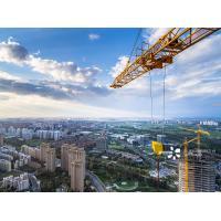 Tower Crane,QTZ self-erecting crane