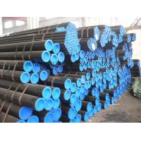 China Seamless Alloy Cold Drawn Steel Tube ASTM A213 T5 T9 T11 T12 , Heat-exchanger Tubes on sale