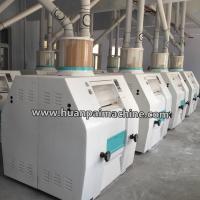 China 200 ton full automatic wheat flour production machinery,semolina grinding machine on sale