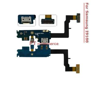 China Charging USB Dock Port  Connector Flex Cable  for Samsung Galaxy S2  I9100 on sale