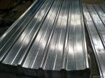 Corrugated Structure Galvanised Roofing Sheets , Galvanized Metal Roofing