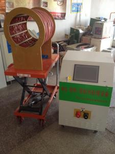 China induction heating machine for weld preheating, PWHT & Stress relieving on sale