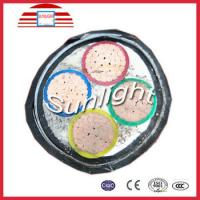 XLPE Insulated Power Cable Flame Retardant Cables For Petrochemical Industry