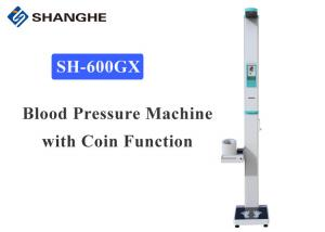 China AC110V - 220V Height Weight BMI Blood Pressure Machine 50HZ / 60HZ Frequency on sale