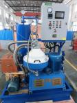 Stainless Steel Centrifugal Oil Purifier Separator PLC Electrical Box Controlled