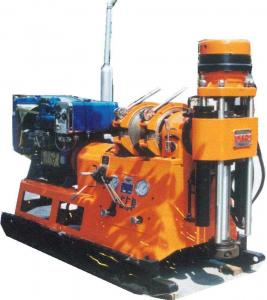 China Hard Alloy Core Exploration Drilling Rig Directional Drilling For Core Sampling on sale