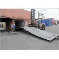 Hot Rolled Mild Steel Plate Structural Steel JIS G3101 Standard SS400 Steel Grade