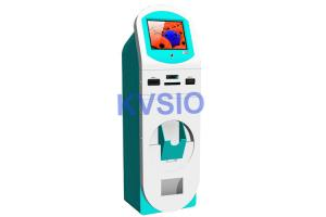 China Card Payment Self Printing Kiosk With DVD Player And Memory Card Reader And Bluetooth on sale