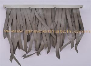China High quality good flexibility artificial thatch for Decorations on sale