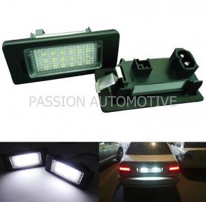 China Super White LED License Plate Lamp for BMW E39, E46 M3, E82/E88, E90 on sale