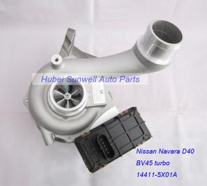 Nissan Navara NP300 BV45 turbo 14411-5X01A, 14411-5X01B