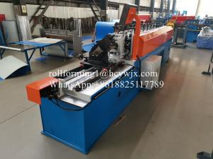China Non Stop Cutting U Section Roll Forming Machine on sale