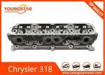 671 466 468 Engine Cylinder Head For Chrysler 318 / 360 5.2L 5.9L Engine