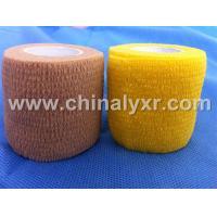 China Non Woven Self Adhesive Bandage/Triangular Bandage/Elastic Bandage Tape on sale