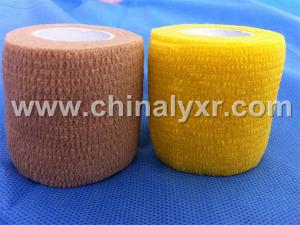 China Non Woven Self Adhesive Bandage/Triangular Bandage/Elastic Bandage Tape on sale