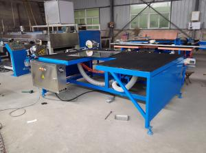 China Semi-Automatic Horizontal Low-E Glass Edge Removal Machine on sale