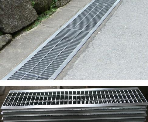 Trench Drain Grates,Drainage Trench Cover,Ditch Cover