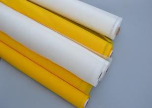 China 1.27m Width Monofilament Screen Printing Mesh , Polyester Filter Mesh on sale