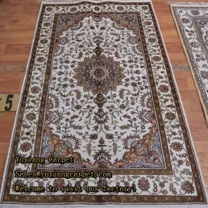 Quality Handmade Persian Carpets In Stock Hand Knotted Rug For
