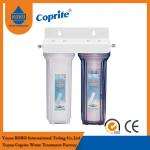 Two Stage Household reverse osmosis under sink water filter for home
