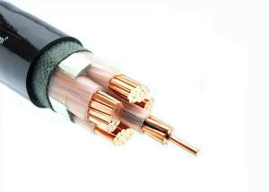 China XLPE Insulated Electrical Cable , 3*2.5 sq mm on sale