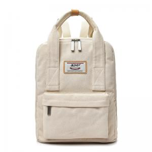China Women Kids Canvas Shoulder School Bag Backpack Travel Satchel Rucksack Handbag on sale