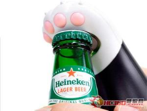 China Light sensor / remote control Voice Recordable Gifts bottle opener with sound music on sale