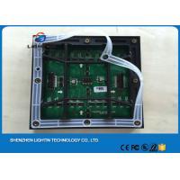 Hd led p10 rgb display module Waterproof IP65 for outdoor advertising LED display