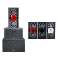 Public Address Audio System Line Array Cas
