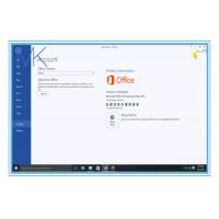 China Microsoft Office 2013 Retail Box Pro Plus Full Version Online Activation Including Full Functions on sale