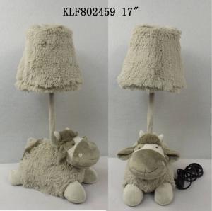 China Plush Goat Animal Lamp on sale
