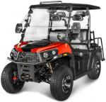 Gas Golf Cart Utility Vehicle UTV Rancher 200CC EFI With Automatic Trans with Reverse