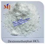 Quality raw powder Dextromethorphan Hydrobromide CAS No:125-69-9 Romilar  DXM White or kind of white crystalline powder
