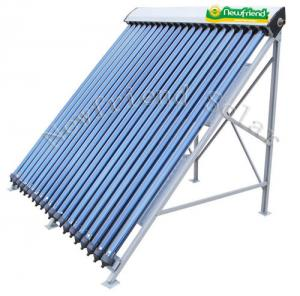 China Chinese famous brand Haokang solar water heating system on sale
