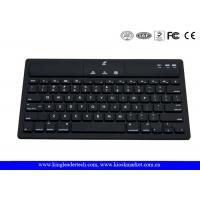 China IP67 Compliance Wireless Silicone Bluetooth Keyboard With 78 Keys on sale