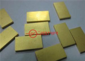 China Molybdenum Copper MoCu CuMo Heat Sinks For Electric Vehicles , Long Life on sale