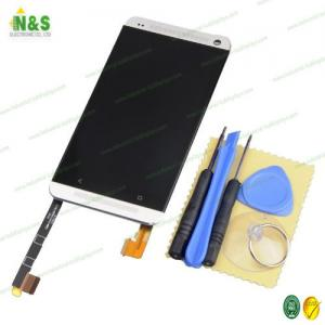 China 4.7 Inch HTC Mobile Phone LCD Screen For One M7 Touch Digitizer Assembly on sale