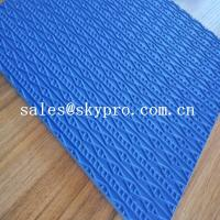Anti-slip Shoe Sole Rubber Sheet EVA / rubber foam material