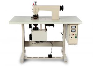 China 6cm/S non woven Ultrasonic Seam Sealing Machine 380V 40 KHZ Frequency on sale