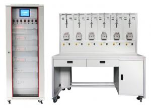 China Intelligent Energy Meter Test Bench , Electrical Load Testing Equipment 0.001-5KHz on sale