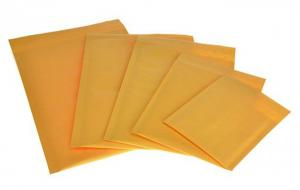 China Delivery Industry Kraft Bubble Mailers / Bubble Shipping Envelopes 245x330 #A4 on sale