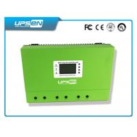 80-100Amp High Efficiency PV MPPT Solar Charge Controller with LCD display
