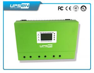 China DC12V/24V/36V/48vsys Automatic Recognition New Design MPPT Solar Charge Controller on sale
