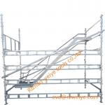 steel  construction company  for  Haki  scaffolding  system