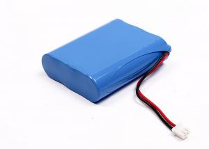 China Rechargeable Lithium Ion Battery Pack 18650 11.1V 2200mAh Li-ion Battery Pack 3S1P on sale