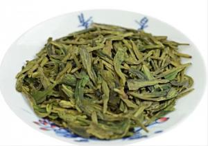 China Slimming Organic Healthy Longjing Green Tea With USAD Certificate on sale
