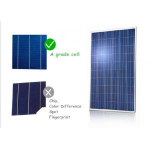 China Black Cell Color PV Solar Panels High Transmissions Low Iron Tempered Glass Front Sheet on sale