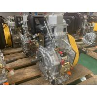 China CE 6.3KW 12V Air Cooled Single Cylinder Diesel Engine on sale