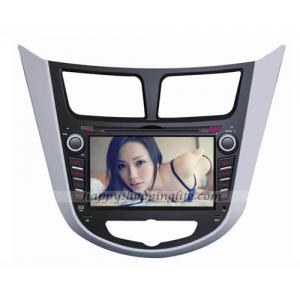 China Hyundai Accent Android Radio DVD Navi with Digital TV 3G Wifi on sale